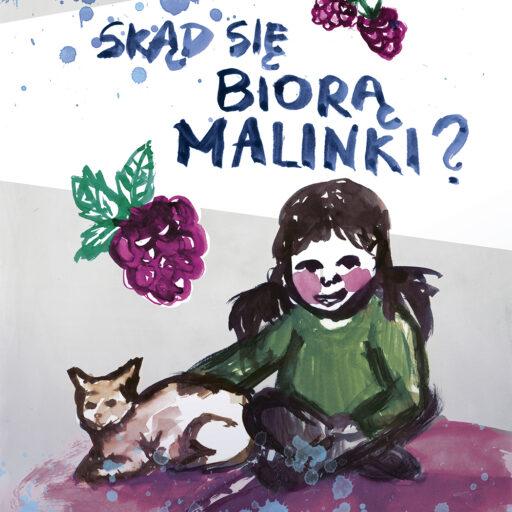 Ilustracje i projekt graficzny książki artystycznej • Wyższa Szkoła Artystyczna w Warszawie